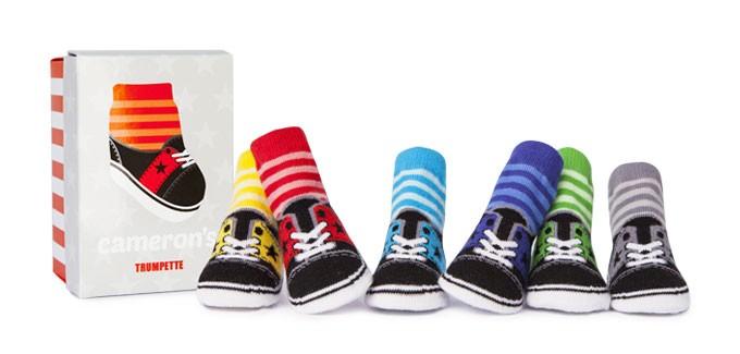 Calcetines para niño Modelo Cameron