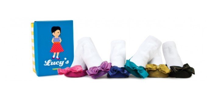 Calcetines de niña Modelo Lucy