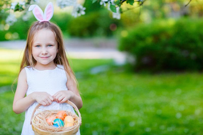 Preparar y decorar huevos de Pascua en Supertribus