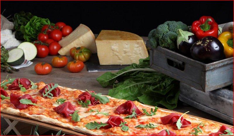 Kilómetros de Pizza: Restaurantes divertidos con niños en Madrid en Supertribus
