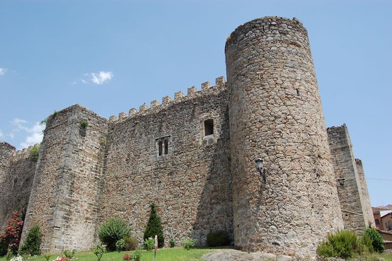 Exterior Castillo de la Triste Condesa