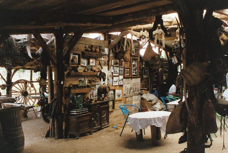 Casa del Burro, en Burrolandia