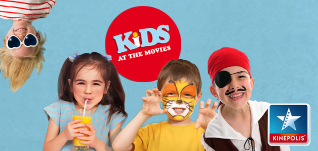 Kids at The Movies