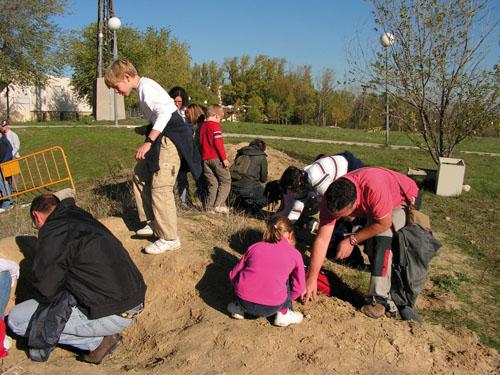 Taller de Paleontología con Niños