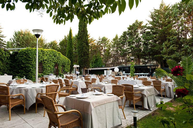 Terraza Restaurante El Latigazo