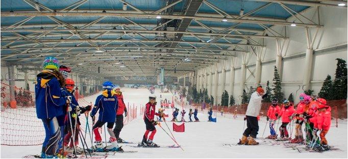 Ski en Madrid durante todo el año