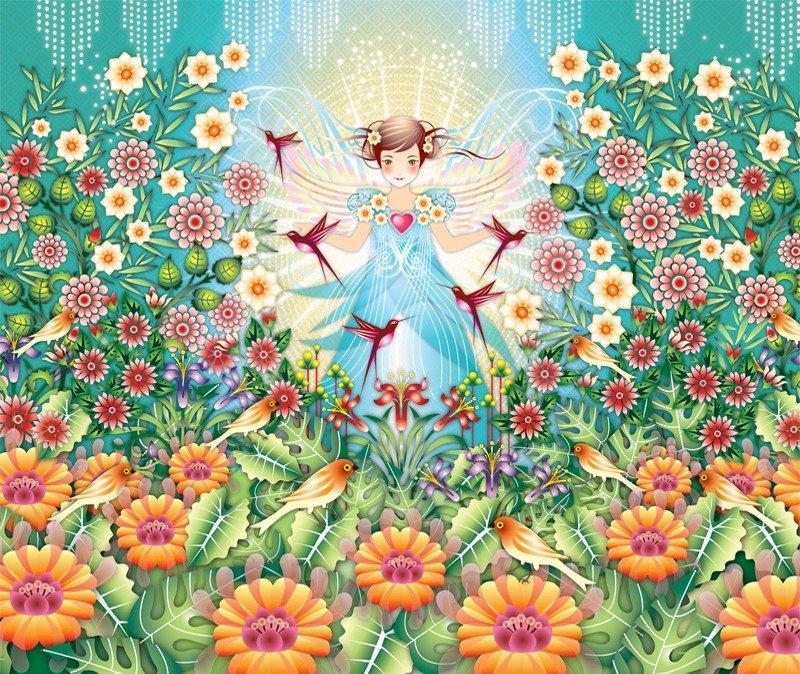 Garden Princess de Catalina Estrada