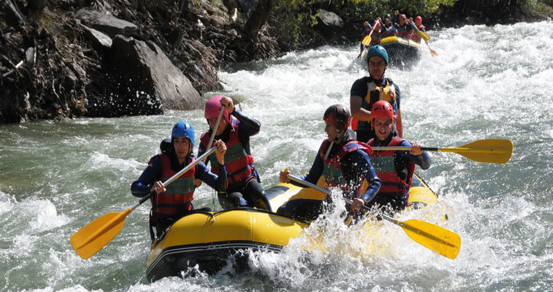 Rafting Borda del Ritort