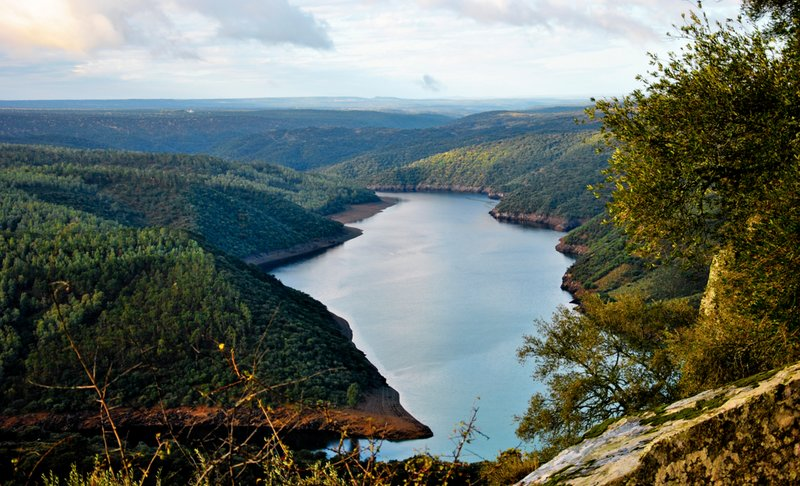 Parque Nacional de Monfragüe_Foto de Carbonell13, Flickr