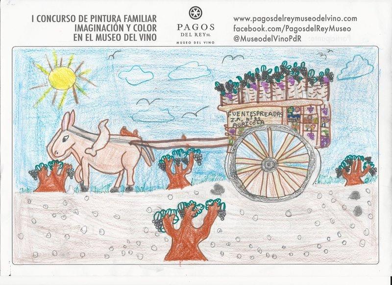 Concurso de Pintura Infantil 2015