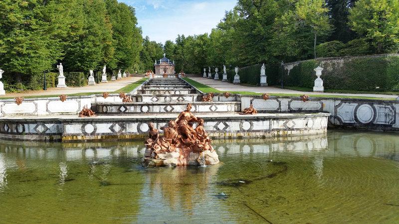 Parque de El Buen Retiro, en Madrid