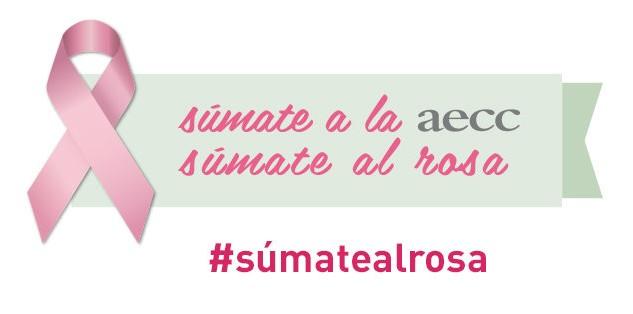 Lucha contra el Cáncer de Mama #súmatealrosa