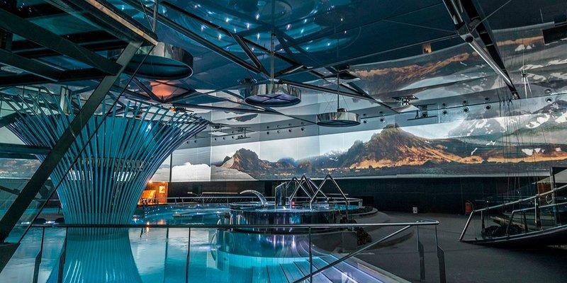 El Balneario de Termes Orión tiene un exclusivo espacio infantil