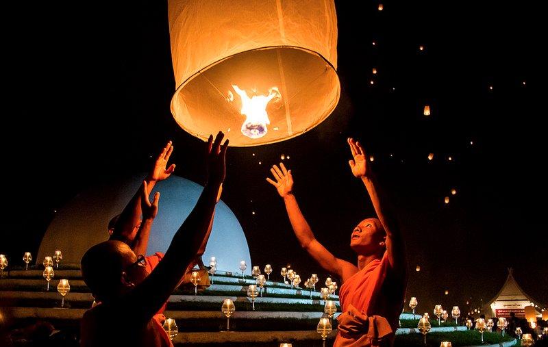 Yee Peng, Tailandia: Foto de John Shedrick (Flickr)