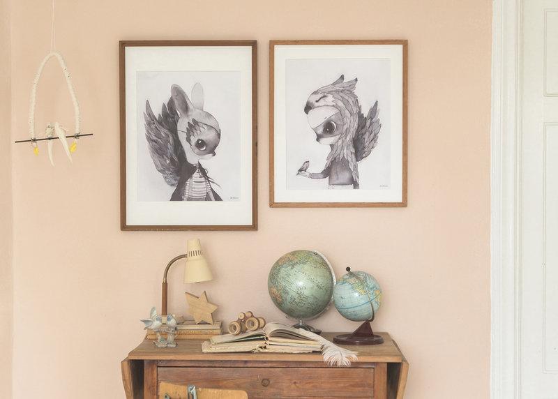 Ilustraciones de Mrs Miguetto, Supertribus