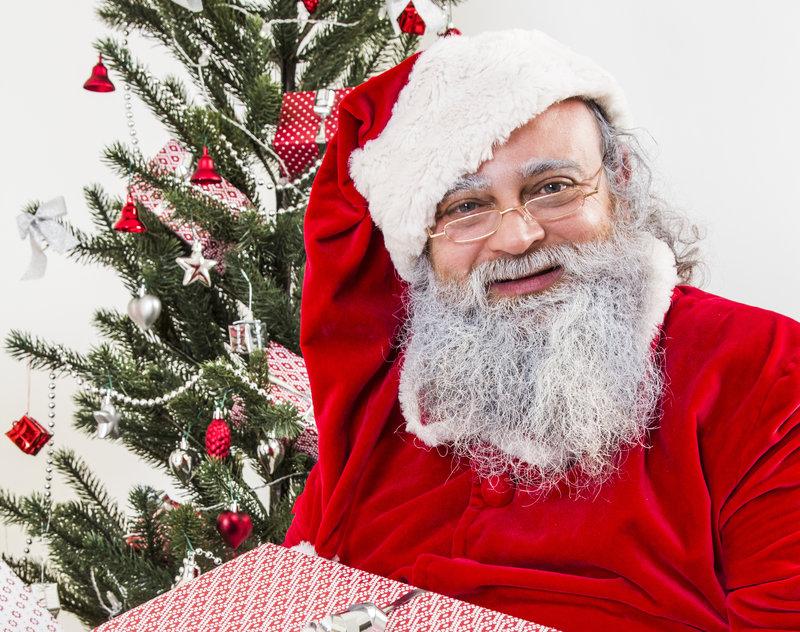 Papá Noel de Puzzle Eventos