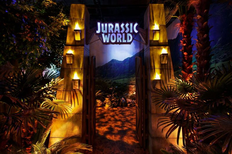 Jurassic World The Exhibition Especial Dinosaurios en Supertribus