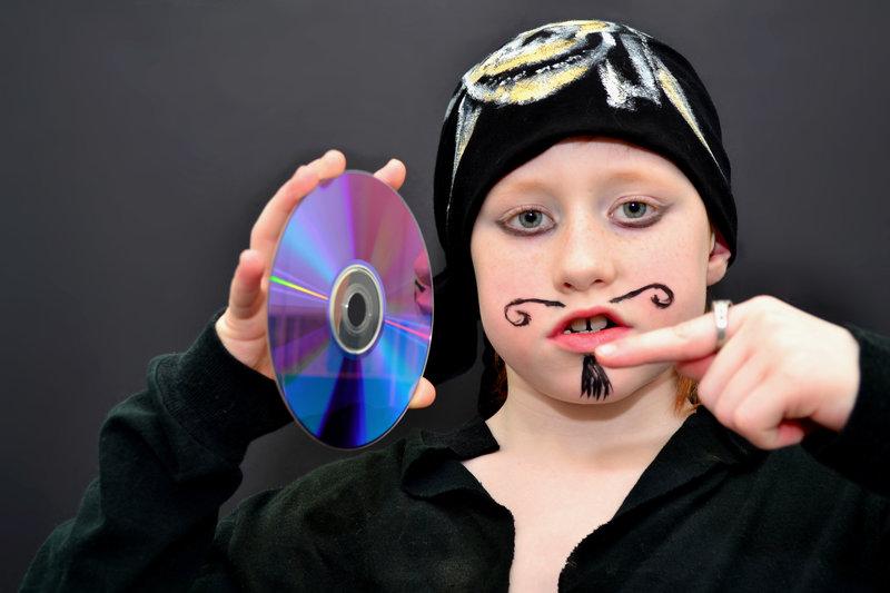 Disfraz de Niño de Pirata Moderno