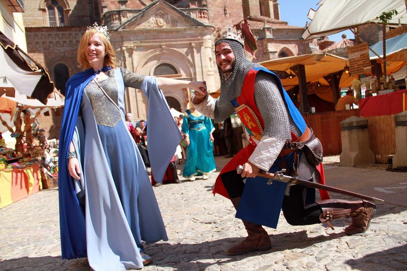 Foto Jornadas Medievales de Siguenza