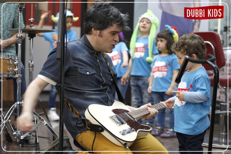Dubbi Kids Pop Rock para niños