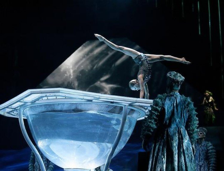 Show de Cirque du Soleil en Andorra