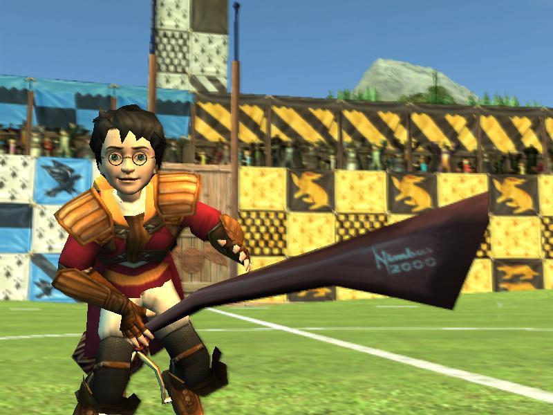 Videojuego Copa Mundial de Quidditch