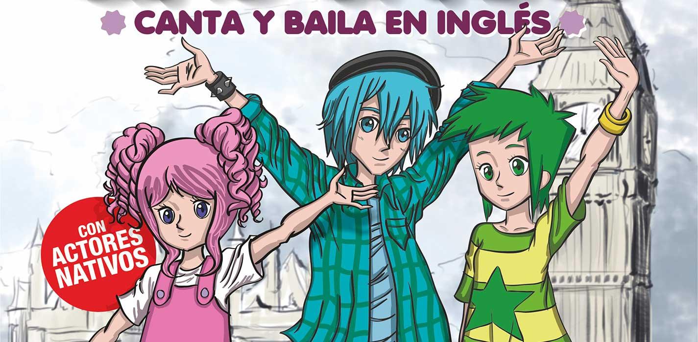 Musical para Niños en Inglés: Sing & Play