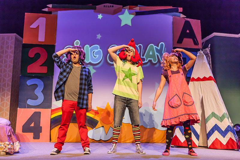 Sing & Play Canta y Baila en Inglés