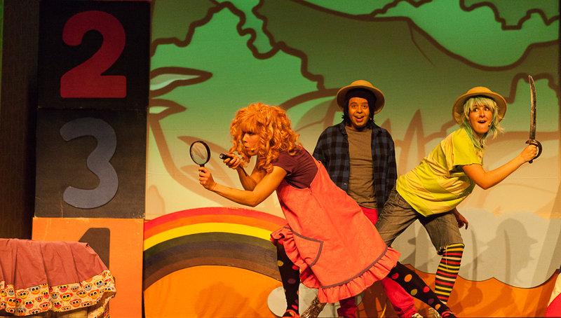 Sing & Play un Musical para Niños en Inglés