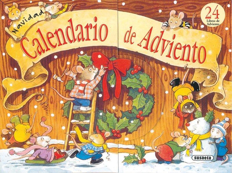 """""""Calendario de Adviento"""""""