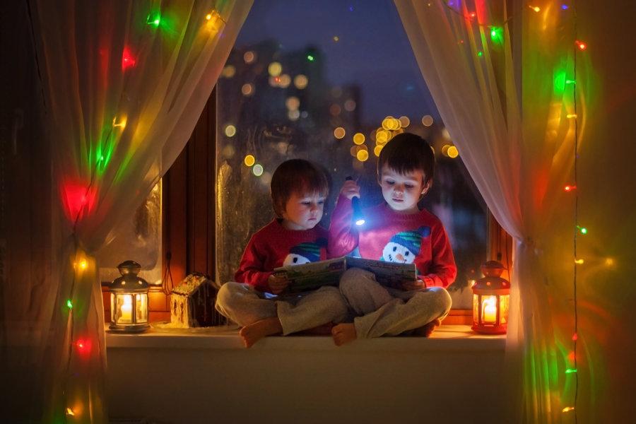 Cuentos de Navidad para niños por Supertribus