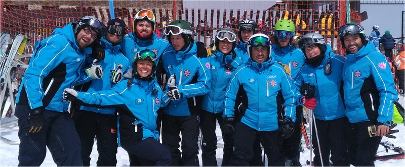 Sorteo de un Curso de Esquí con el Club Neo Mountain
