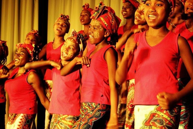 1000 voces de Madagascar Malagasy Gospel