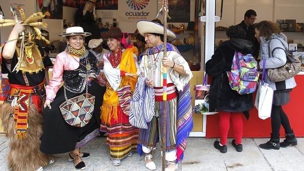 Feria Internacional de Culturas - EFE