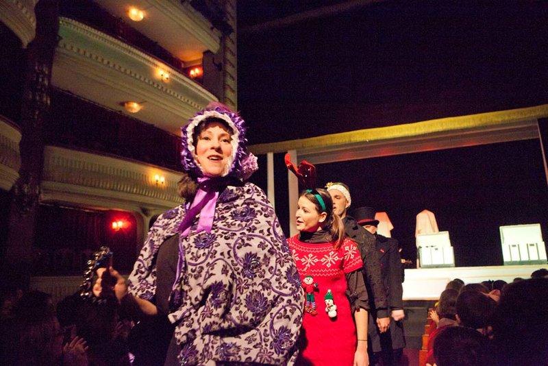 Sorteo Entradas A Christmas Carol en el Teatro Fígaro