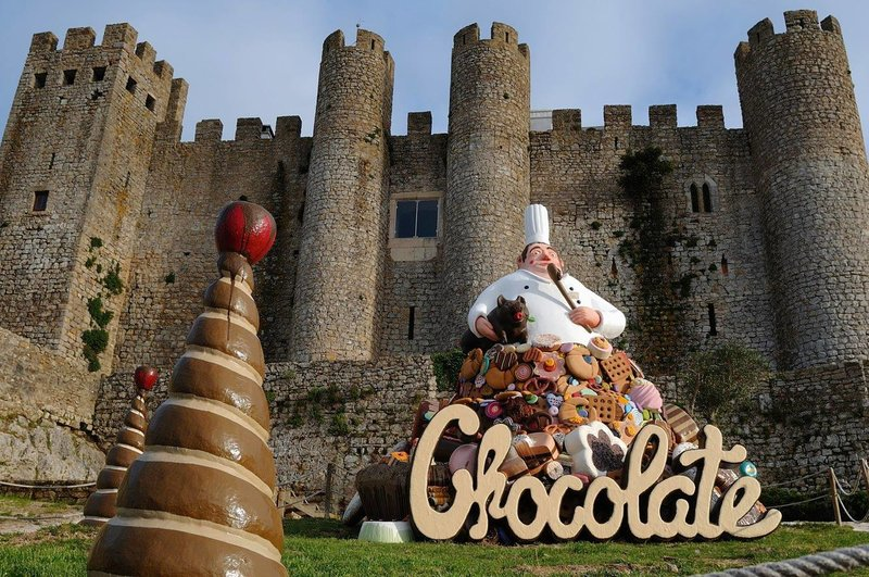 Festival del Chocolate de Obidos