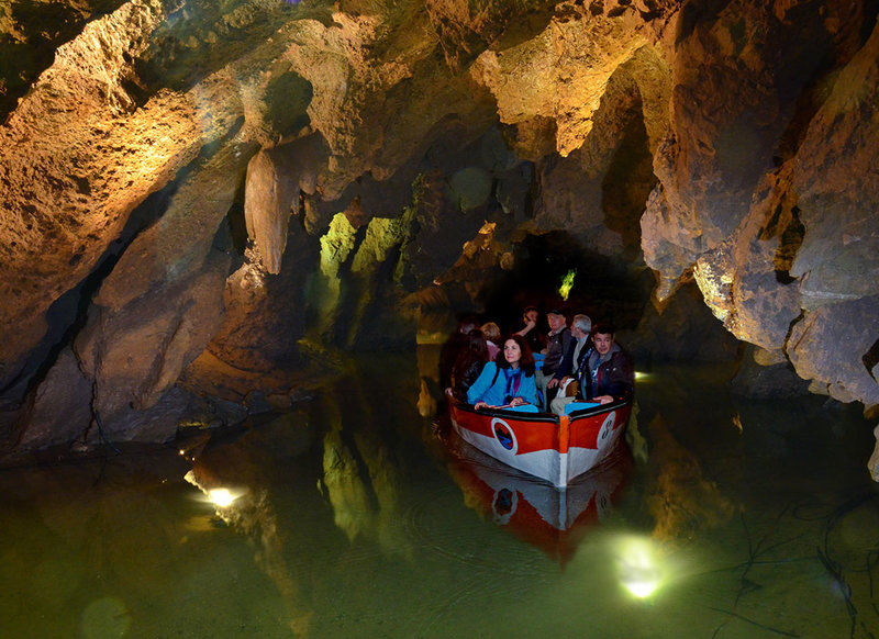 Coves de Sant Josep en Castellón Especial Cuevas y Grutas por España