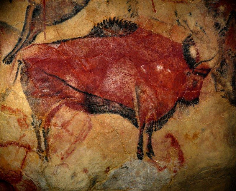 Cueva de Altamira en Supertribus Grutas y Cuevas por España