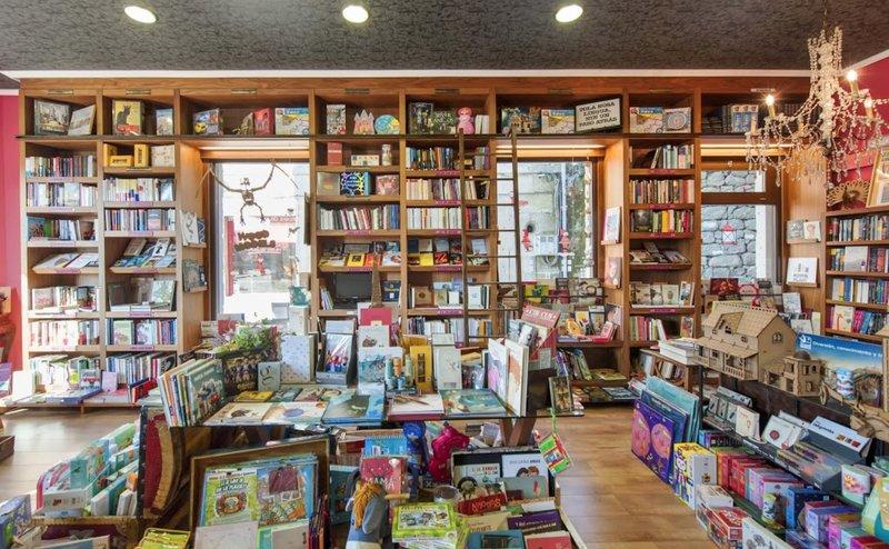 Libraría Aira das Letras en Ourense (Las Mejores Librerías Infantiles de España en Supertribus)