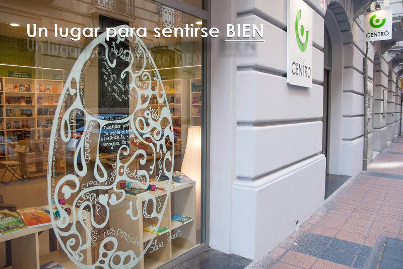 Librería Centro en Zaragoza (Librerías especiales por España)