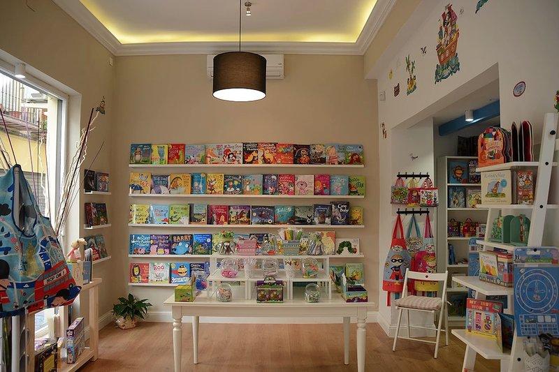 Boops en Granada (Las Mejores Librerías Infantiles por España)