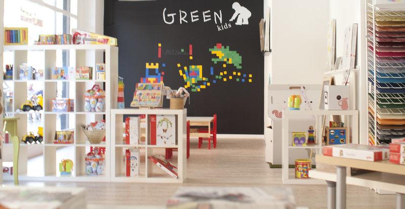 Green Kids en Valencia (Las Mejores Librerías Infantiles de España)