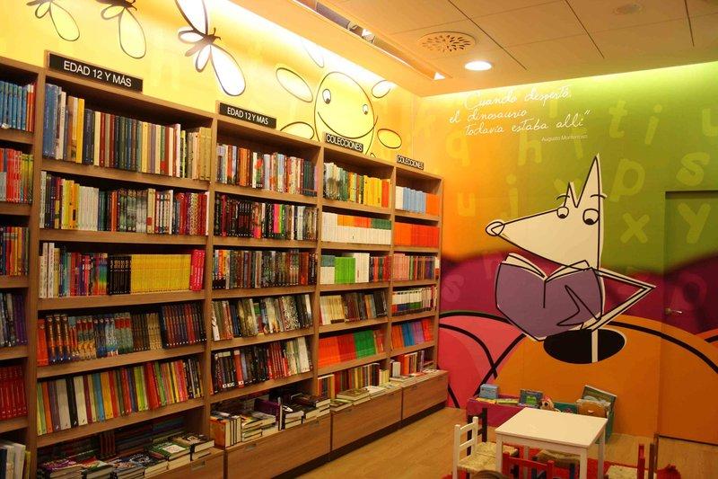 Librería Lobo Flaco en Getafe (Las Mejores Librerías Infantiles de España)