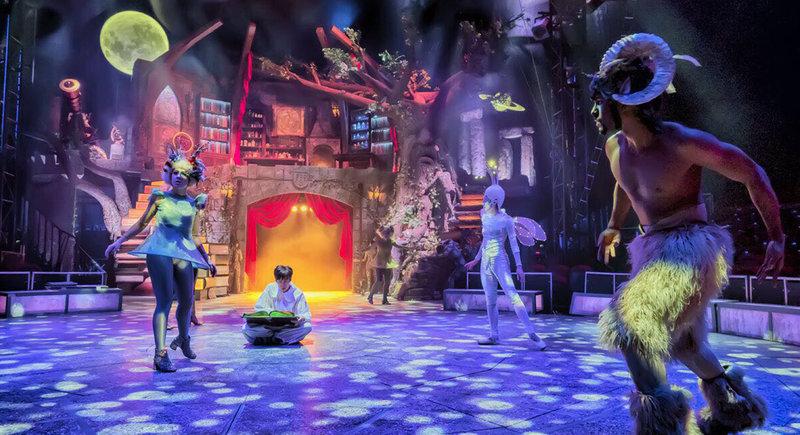 Circo Mágico un espectáculo lleno de Magia y Color