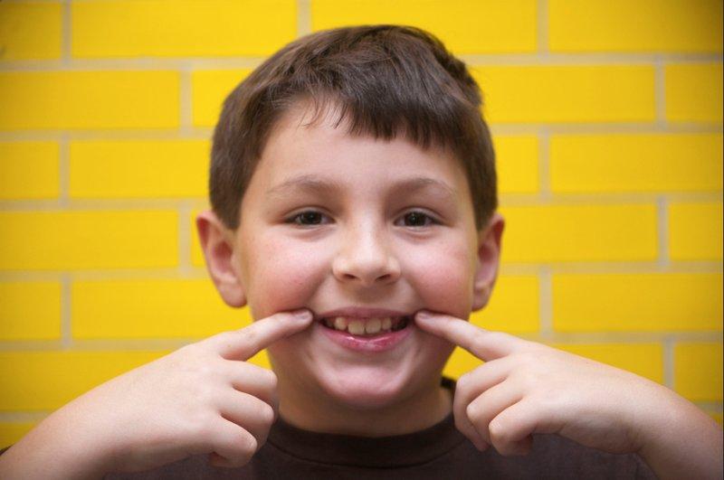 Prevenir caries en los dientes de leche Foto de Flickr de John Dill