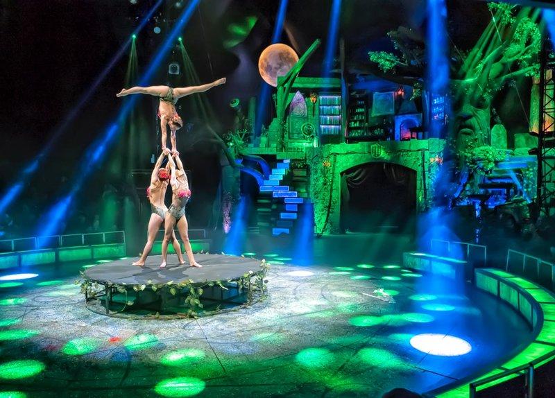 Sorteo Pack de 4 Entradas Circo Mágico