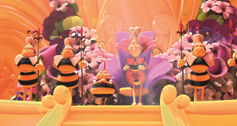 Sorteo la abeja Maya los Juegos de la Miel en Supertribus