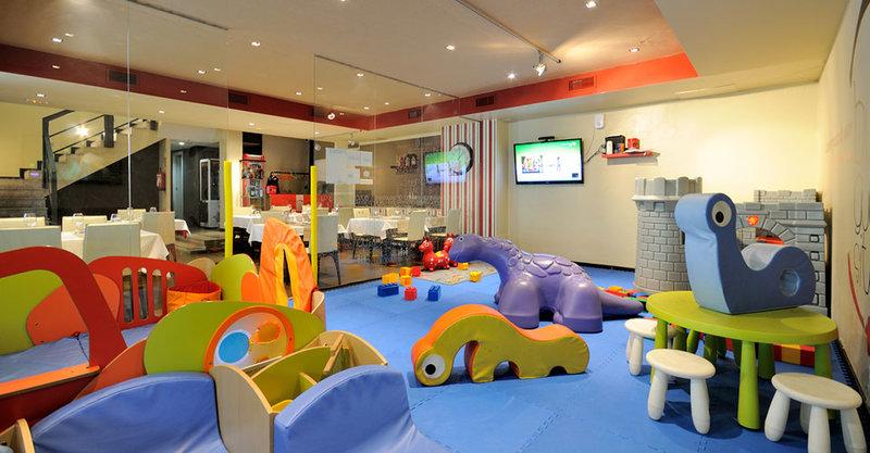 La Burguesita Restaurante apto para celíacos con zona infantil
