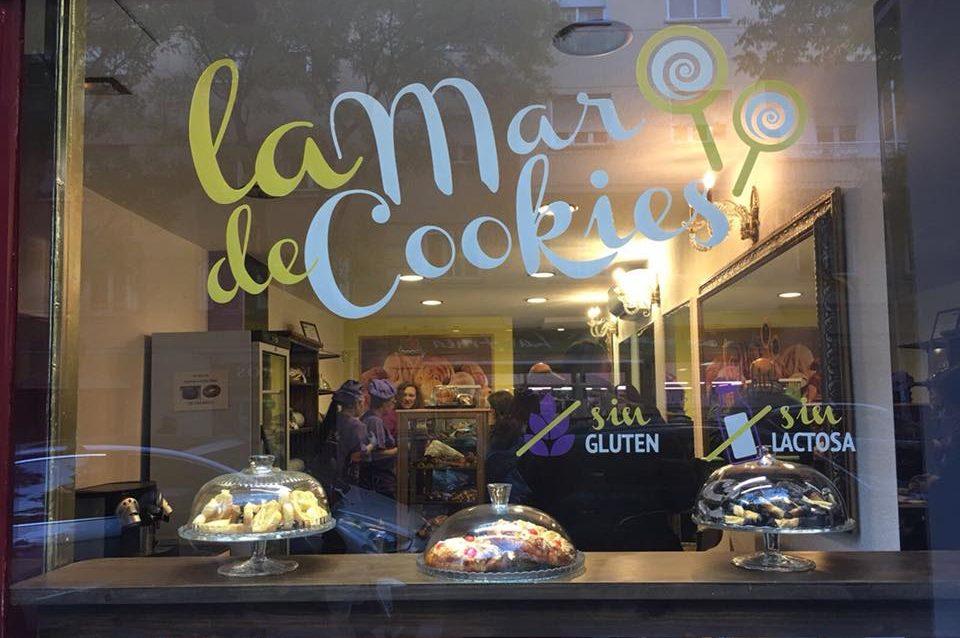 La Mar de Cookies Sin Gluten y Sin Lactosa en Madrid