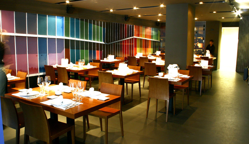 Restaurante Barandales Celíacos con Niños en Madrid por Supertribus